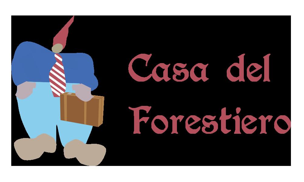 Casa del forestiero - Logo